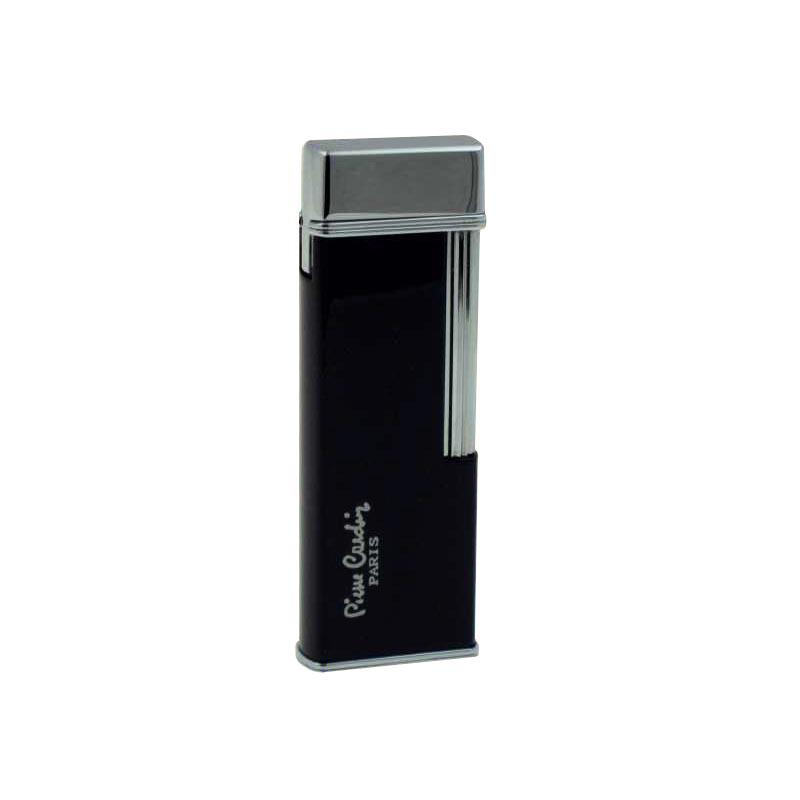 Pierre-Cardin-flint-black-and-chrome-lighter.jpg